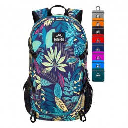 40L Lightweight Packable Travel Hiking Backpack Daypack