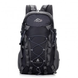 Black Insulated Hydration Backpack Pack with 2L BPA Free Bladder