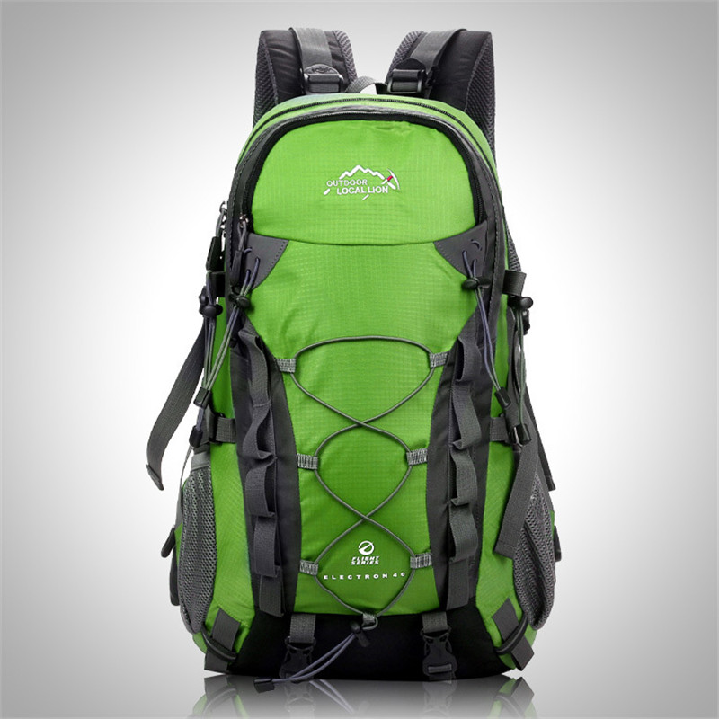 40L Lightweight Waterproof Hiking Backpack for Men and Women