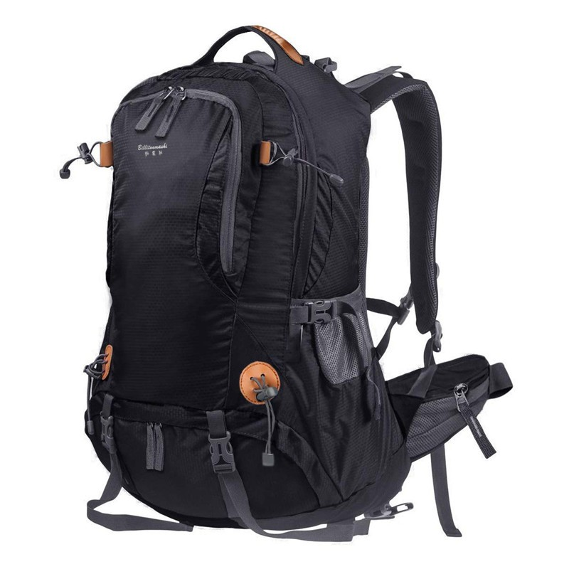 50L Hiking Backpack Waterproof Daypack Outdoor Camping Climbing Backpack with Rain Cover