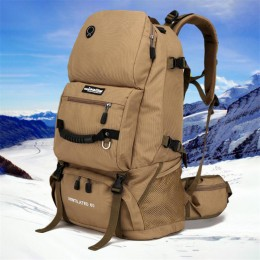 Hiking Backpack 60L Travel Camping Daypack with Rain Cover for Outdoor Sport/Backpacking/Hiking/Camping