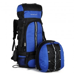 80L Mother and Child Sports Outdoor Bag Travel Backpack Hiking Camping Backpack