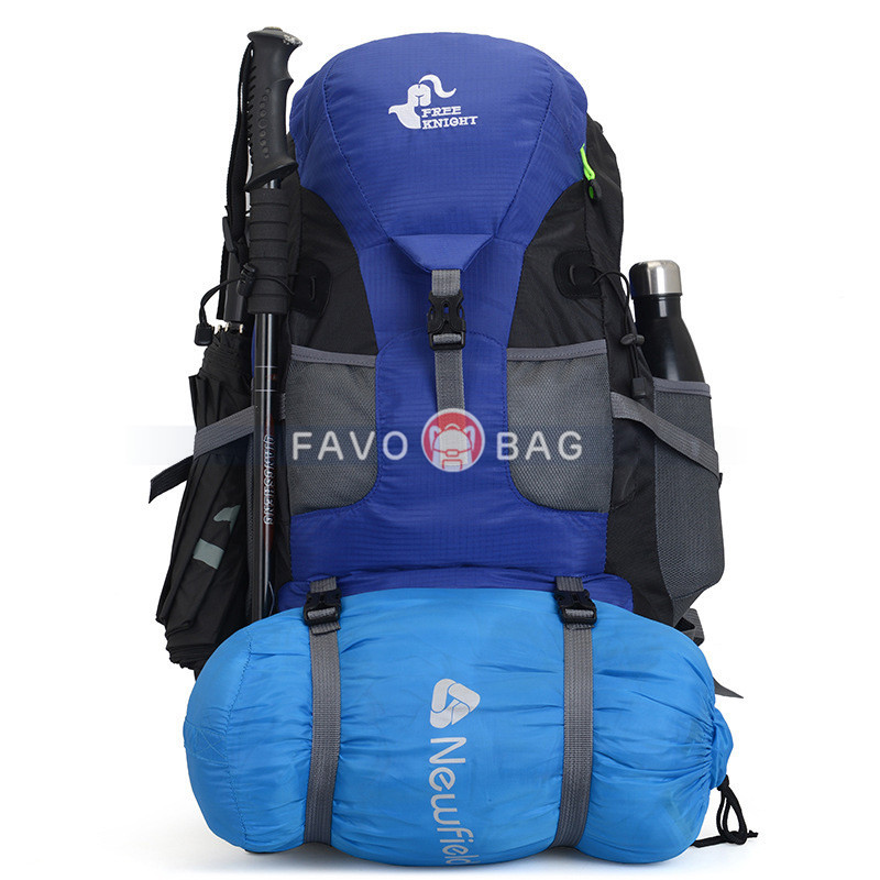 50L Hiking Backpack/Waterproof Lightweight Daypack for Outdoor Camping Travel