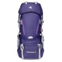 Waterproof Lightweight Hiking Bag Large Capacity Hiking Daypack Travel Backpack