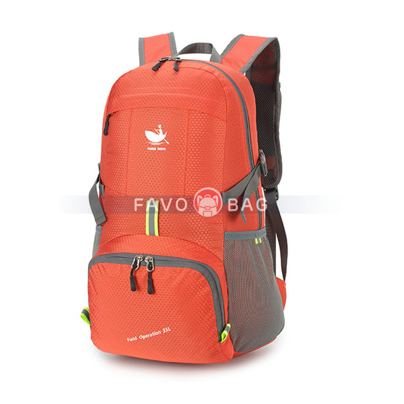 35L Foldable Camping Backpack/Ultralight Outdoor Sport Backpack