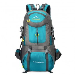 Outdoor Backpack Travel Sports Backpack Mountaineering Bag Water Repellent