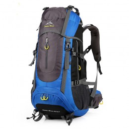 Leisure Backpack Large Capacity Travel Outdoor Mountaineering Bag