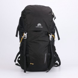 Hiking Backpack with Rain Cover Outdoor Sport Daypack Travel Waterproof Bag for Climbing Camping Touring