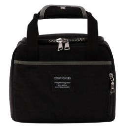 Reusable Lunch Box for School & Commute Portable Insulated Cooler Lunch Bag