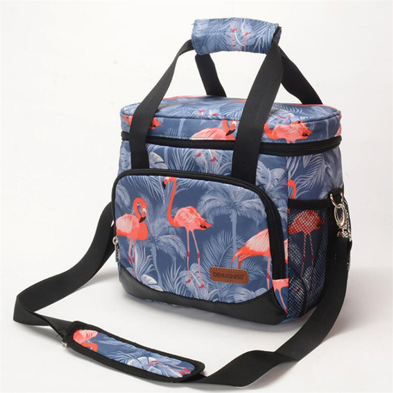 School Leakproof Insulated Lunch Tote Bag Durable Reusable lunch Box Container