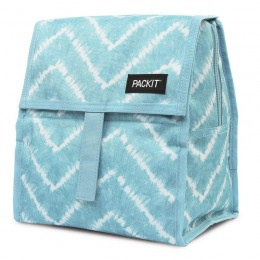 Freezable Lunch Bag With Zip Closure