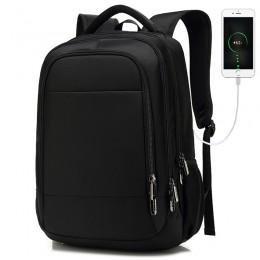 Black Men Travel Backpack Big Commute Bag