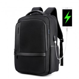 Boys Usb Charging Port Back To School Backpack Outdoor Laptop Backpack Top Level