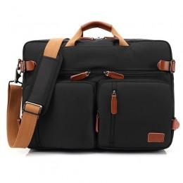 Backpack Laptop Case Handbag Business Briefcase Multi-Functional Travel Rucksack