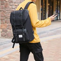 Black Laptop Backpack
