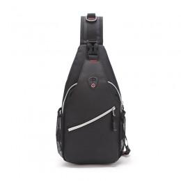 Multipurpose Crossbody Shoulder Bag Travel Hiking Daypack
