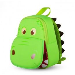 12 inch Dinosaur Toddler Backpack Prechool Bag for Boys Girls