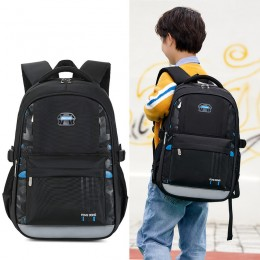 student schoolbag backpack for male primary school students