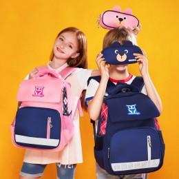 primary school children's schoolbag multi-function backpack for boys&girls