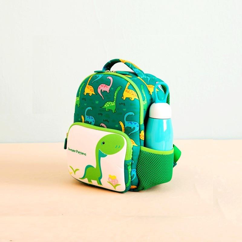 Cartoon Dinosaur Backpack for Boys&Girls