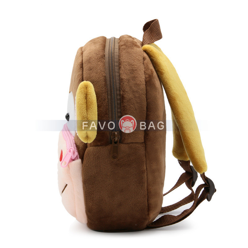 Toddler Kids Backpacks Cute Plush Little Girls Boys Animal Backpacks