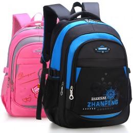 Children's Fashion Reflective Waterproof Backpack