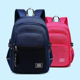 Senior Primary Children's Simple Oversized Lightweight Backpack
