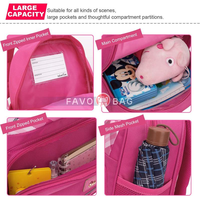 Toddler Backpack Kindergarten School Bookbags for Kids Boys Girls