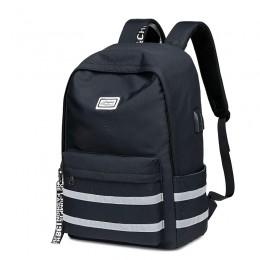 Unique Lightweight Waterproof Luminous Campus Backpack