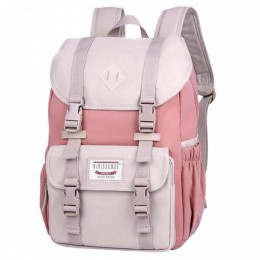 "Girls College Back to School Bookbag Lightweight Backpack Fits 15.6"" Laptop"