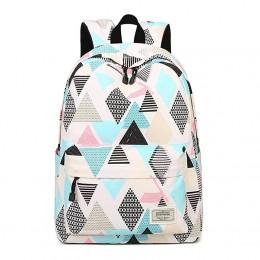 Girl School Backpack Fit For Laptop Children Bookbag