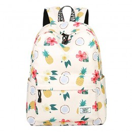 Kid Child Girl Patterns Printed Backpack School Bag