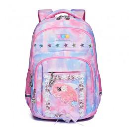 Teenage School Bags For Girls Backpack Book Princess Kids Children Student Satchel Scool