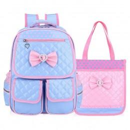 Reflective Girls Cute School Backpack Pu Leather Kids Bookbag Satchel