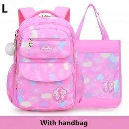 Cute Girls School Bags Children Primary School Backpack Satchel Kids Book Bag Princess Schoolbags