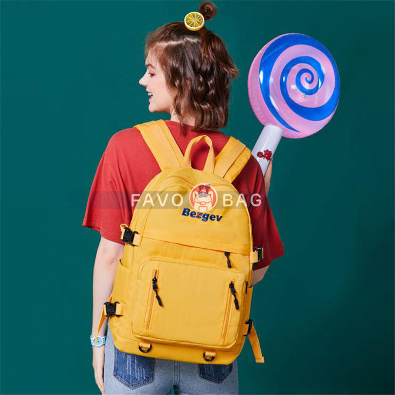 Boys Girls Schoolbag Casual Travel Backpack For Middle School With Charging Port