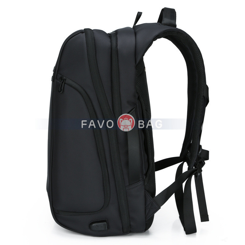 Anti Theft Laptop Backpack With Usb Charging Port And Rfid Pocket