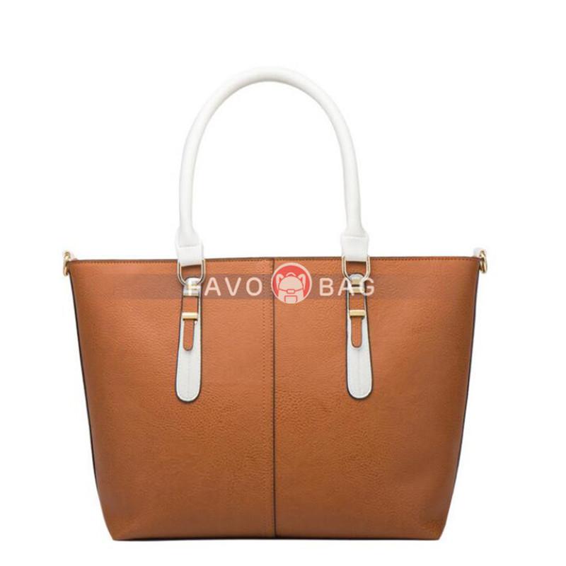 Handbag Purse For Women Tote Shoulder Crossbody Satchel Bag 3pcs Set