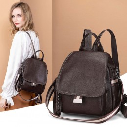 Mini Travel Anti-theft Backpack for Women Small Shoulder Bag