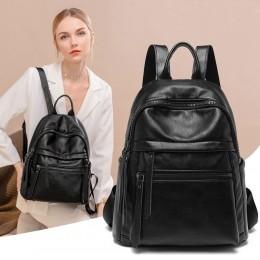Large Capacity Backpack Shoulder Bag for Women Commute Bag