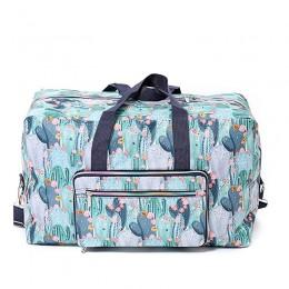 Large Travel Duffle Bag Waterproof Cute Overnight Weekender Bag for Women Girl